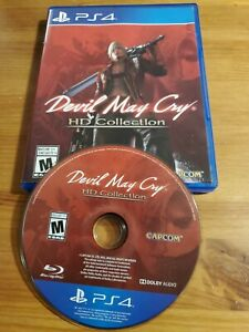 Capcom Devil May Cry HD Collection - Tested PS4 Sony PlayStation 4, 2018)