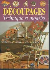 Decoupage.Technique et modeles.G. Cristianini Di Fidio / W. Strabello Belli Z007