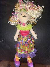 "New ListingManhattan Toys Groovy Girls Lakinzie Doll Plush Stuffed 13"" Girl Toy"
