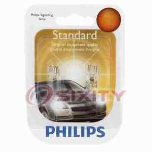 Philips License Plate Light Bulb for Jeep Cherokee Comanche Commander Grand ix