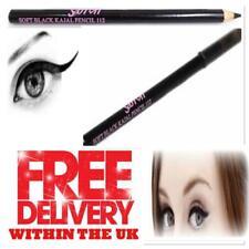 Saffron Eyeliner Pencil Soft Black Kohl Kajal Eye Liner