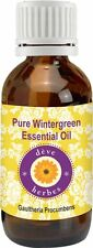 Pure Wintergreen Essential Oil Gaultheria Procumbens 100% Natural Therapeutic Gr