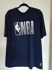 Official Nba Men's Basketball Short Sleeve Athletic Workout T-Shirt - Size Xxl