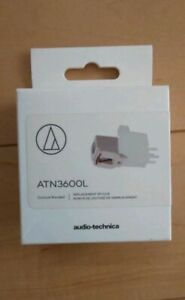 audio-technica Replacement Stylus White ATN3600L for AT-PL30 AT-LP60X AT-LP60XBT