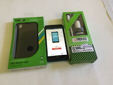 HTC Desire 626 Cricket Smartphone Blue Android Phone With FREE Screen Protection