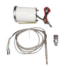 "Universal Vehicle Exhaust Temperature Exhaust EGT Temp Gauge 2.16"" LED Display"