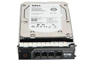 "DELL 600GB 6G SAS 3.5"" 15K HDD Festplatte LFF // Poweredge, MD // 0W347K, W347K"