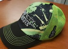 Waste Management Safety Green Ball Cap Hat Adjustable