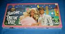 Barbie Dream Date Game Factory Sealed Vintage 1992 Golden Western Publishing