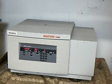 Thermo Iec Marathon 3200r Centrifuge Tested And Working With Rotor And Buckets