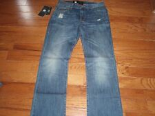 MENS ROCK & REPUBLIC BOOTCUT HENLEE MECHANIC JEANS SIZE 30X34 NEW WITH TAGS