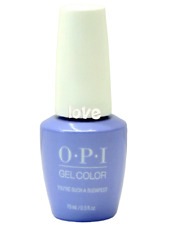 Opi GelColor New Gel Nail Polish Soak-Off Gc E74- You're Such A Budapest