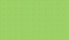Gingham APPLE GREEN - WHITE cotton fabric Makower 55 cm x 50 cm larger available