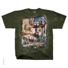 Southwestern Design American Deer T-Shirt United States