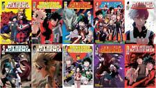 My Hero Academia MANGA Paperback Series by Kohei Horikoshi Collection Books 1-10
