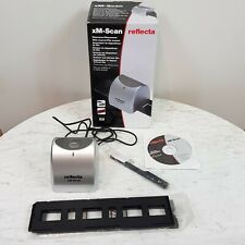 REFLECTA xM-Scan 5MP 35mm Film and Slide Scanner USB NEW