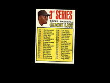 1967 Topps 191A Willie Mays CL3 214 is Tom Kelley EX-MT #D533963