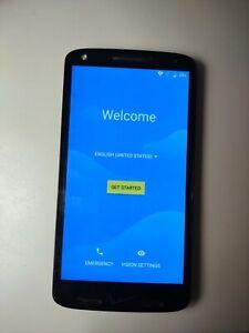 Black Motorola Droid Turbo 2 32GB Verizon Android Smartphone Clean ESN TESTED