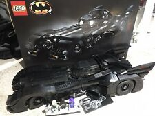 Lego DC Super Heroes 1989 Batmobile (76139) With Mini Figs Complete