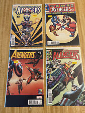 Avengers Vol 5 #19 Variant Covers by Jonathan Hickman (2013, Marvel)