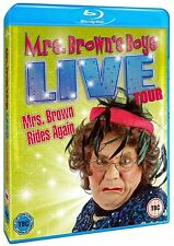 Mrs Brown's Boys Live Tour - Mrs Brown Rides Again (Blu-ray, 2013) - New&Sealed