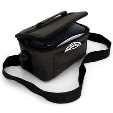 Fundas bolsillo color principal negro para teléfonos móviles y PDAs
