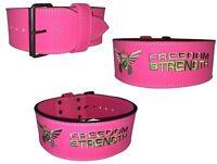 Freedomstrength femmes haltérophilie haltérophilie ceinture IPF