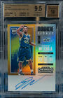 Donovan Mitchell 2017 Contenders Rookie Ticket AUTO Silver Prizm RC BGS 9.5/10