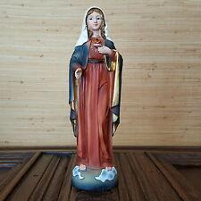 Heilige Maria Dekofigur Heiligenfigur Marien Statue Religion Skulptur Jesus Gott