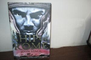 Ship of Rome by Stack, John Hardback Book