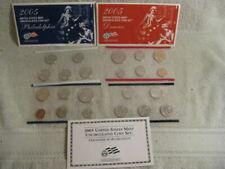2005 U.S. Mint 22 Coin BU Set P + D  In original Mint package Free Shipping