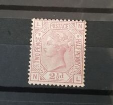 Mint No Gum/MNG Great Britain Victoria Surface-Printed Stamps