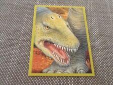 #16 Panini Dinosaurs Like Me sticker / unused