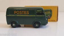Dinky Toys - 25 BV - Peugeot D3A Furgone Postale in scatola d'origine N° Mib