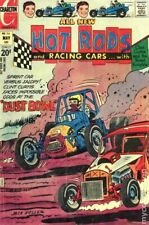 Hot Rods and Racing Cars #114 GD/VG 3.0 1972 Stock Image Low Grade