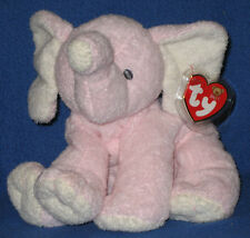 BABY WINKS (PINK) THE ELEPHANT - BABY TY - MINT with MINT TAGS