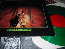 Flaming Lips LP 1st 1984 green Lovely Sorts of Death NM orig rare wayne coyne !!