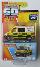 MATCHBOX 60TH ANNIVERSARY RENAUT MASTER AMBULANCE #6/24