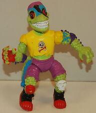 """1990 Mondo Gecko 4.25"""" Teenage Mutant Ninja Turtles Action Figure Playmates Toys"""