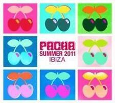 PACHA SUMMER 2011 IBIZA - Various Artists 3CD-Set im Digipack NEU und OVP
