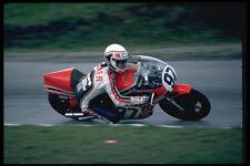 631003 Steve Baker 750 CC Yamaha Mosport A4 Photo Print