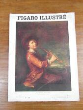 Revue LE FIGARO ILLUSTRE / No 198 Septembre 1906 Gaston Derys ALBERT LEBOURG