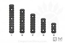 PTS M-LOK Enhanced Rail Section 7 Slots PT138450307 20mm Rail Slitta MLok