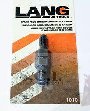 HONDA CB350 CB450 CB550 CB750 LANG TOOLS 1010 SPARK PLUG THREAD CHASER 10MM 14MM