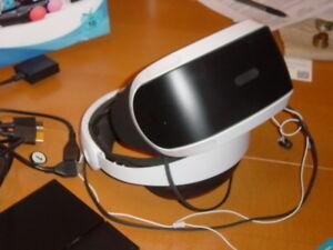 Sony Playstation VR Brille + Spiele und Zubehör