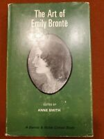 Anne Smith THE ART OF EMILY BRONTE  1st Edition