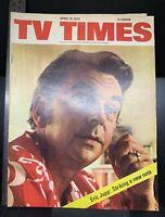TV Times vintage magazine, 1970, NSW, Australia, Eric Jupp, Pratt, Chester
