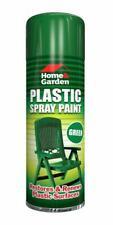 Renew Plastic Furniture Garden Chair Aerosol Spray Paint Top Under Coat Green