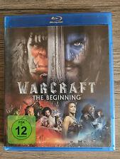 Warcraft: The Beginning [Blu-ray] von Jones, Duncan Zustand sehr gut