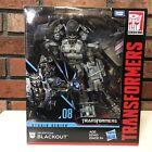 Transformers Studio Series 08 Blackout- New